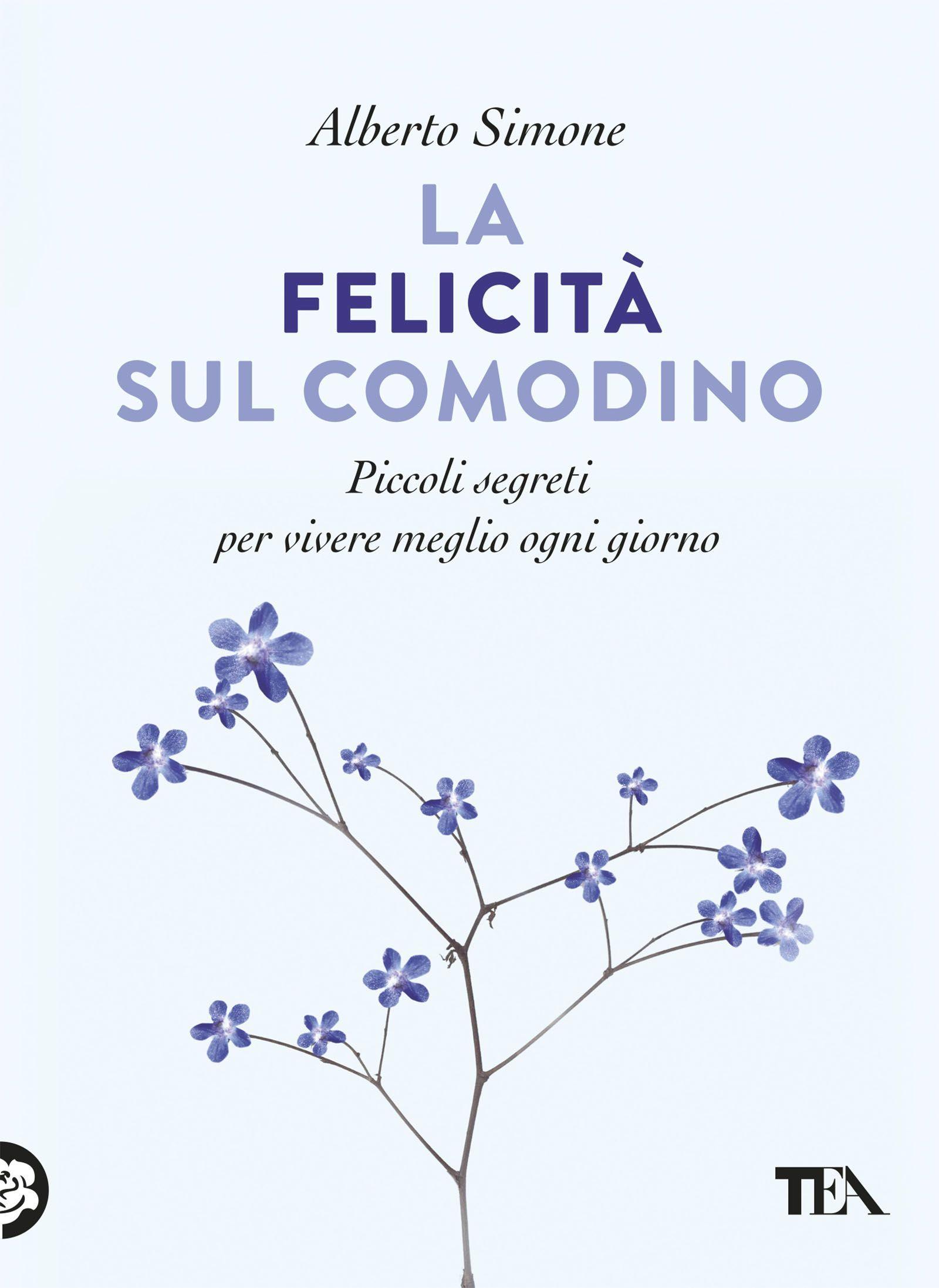 """""""LA FELICITÀ SUL COMODINO"""" DI ALBERTO SIMONE"""